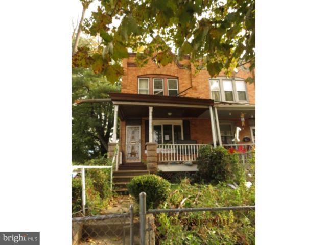 1235 Crosby Street, CHESTER, PA 19013 (#PADE101494) :: McKee Kubasko Group