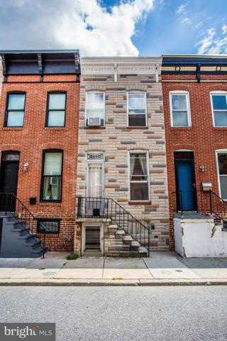 1433 Richardson Street, BALTIMORE, MD 21230 (#MDBA101572) :: SURE Sales Group