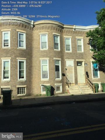 1708 N Carey Street, BALTIMORE, MD 21217 (#MDBA101630) :: Advance Realty Bel Air, Inc