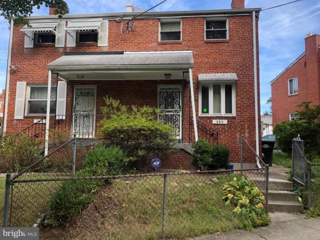 352 Burbank Street SE, WASHINGTON, DC 20019 (#DCDC102100) :: ExecuHome Realty