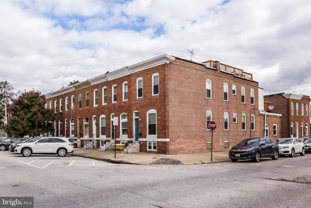 533 S Luzerne Avenue, BALTIMORE, MD 21224 (#MDBA101666) :: The Gus Anthony Team