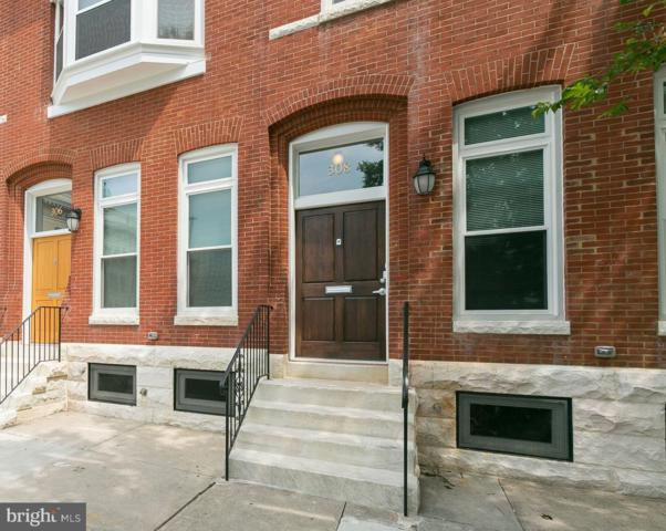 308 E 20TH Street, BALTIMORE, MD 21218 (#MDBA101668) :: McKee Kubasko Group