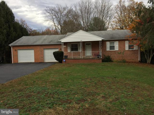 7301 Westmoreland Drive, WARRENTON, VA 20187 (#VAFQ100180) :: Growing Home Real Estate