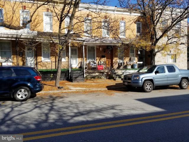 1229 S Carey Street, BALTIMORE, MD 21230 (#MDBA101698) :: Keller Williams Pat Hiban Real Estate Group