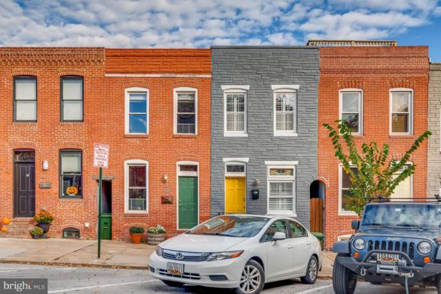 707 S Milton Avenue, BALTIMORE, MD 21224 (#MDBA101728) :: Keller Williams Pat Hiban Real Estate Group