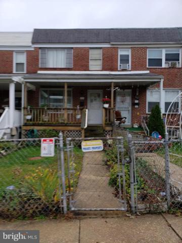 904 Elton Avenue, BALTIMORE, MD 21224 (#MDBC101760) :: Great Falls Great Homes