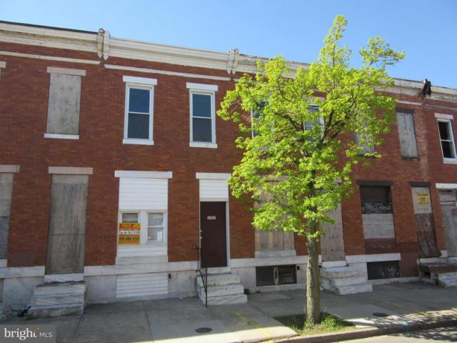 2407 E Oliver Street, BALTIMORE, MD 21213 (#MDBA101756) :: ExecuHome Realty