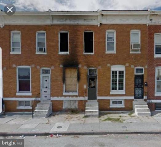 12 Catherine Street S, BALTIMORE, MD 21223 (#MDBA101772) :: ExecuHome Realty