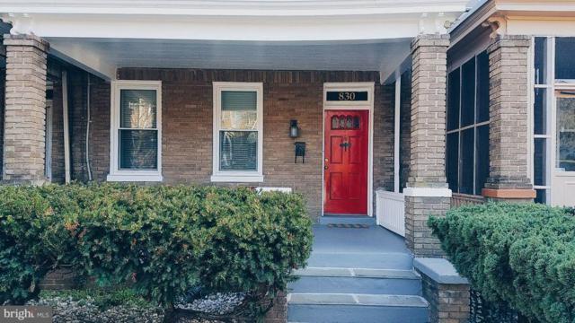 830 Longfellow Street NW, WASHINGTON, DC 20011 (#DCDC102278) :: Circadian Realty Group