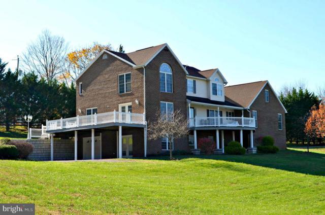 1922 Highland Ridge Road, BERKELEY SPRINGS, WV 25411 (#WVMO100038) :: Great Falls Great Homes