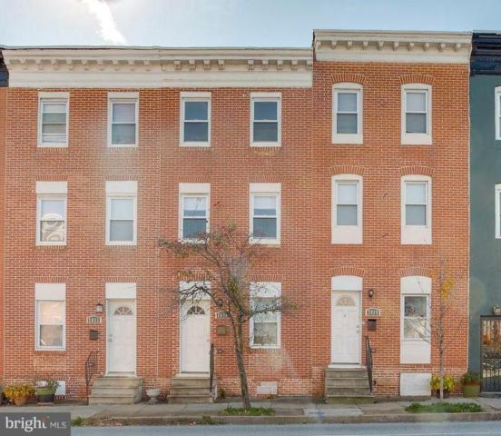 2031 Orleans Street, BALTIMORE, MD 21231 (#MDBA101806) :: The Sebeck Team of RE/MAX Preferred