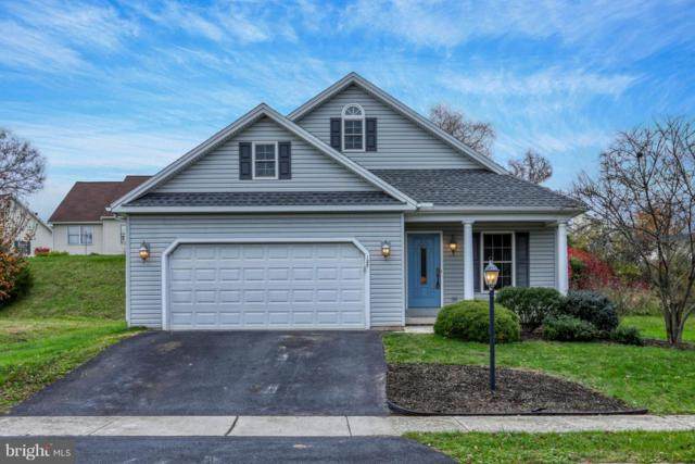 127 Lakeside Drive, LEWISBERRY, PA 17339 (#PAYK101010) :: Teampete Realty Services, Inc