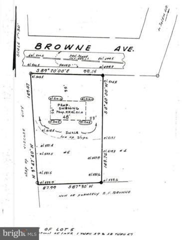 5-LOT Brown Avenue, FRONT ROYAL, VA 22630 (#VAWR100106) :: SURE Sales Group