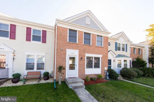 4323 Regalwood Terrace, BURTONSVILLE, MD 20866 (#MDMC102412) :: Colgan Real Estate