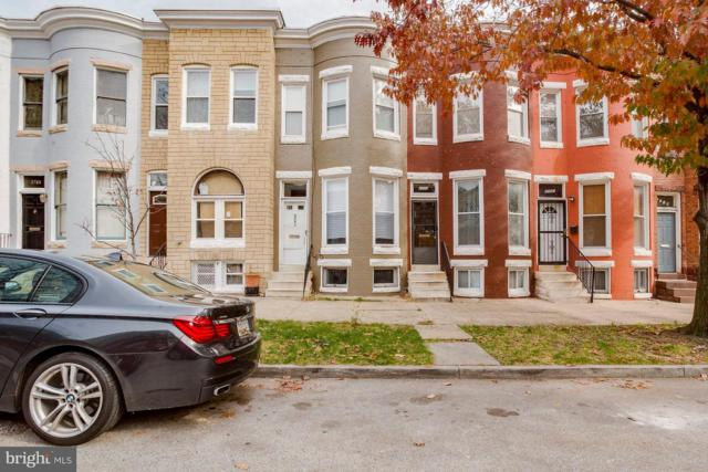 2725 Parkwood Avenue, BALTIMORE, MD 21217 (#MDBA101898) :: Advance Realty Bel Air, Inc