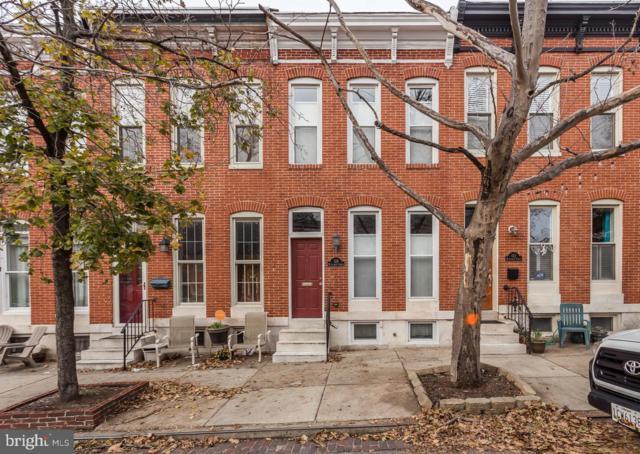124 W Clement Street, BALTIMORE, MD 21230 (#MDBA101906) :: Keller Williams Pat Hiban Real Estate Group