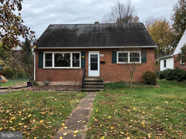 320-E E Roosevelt Avenue, MIDDLETOWN, PA 17057 (#PADA101846) :: The Heather Neidlinger Team With Berkshire Hathaway HomeServices Homesale Realty