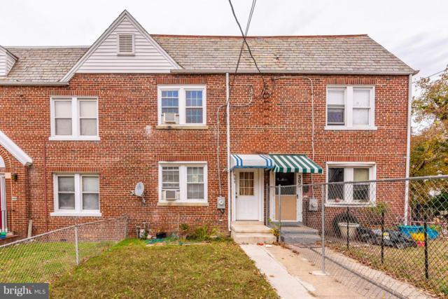 307 Decatur Street NW, WASHINGTON, DC 20011 (#DCDC102368) :: CENTURY 21 Core Partners