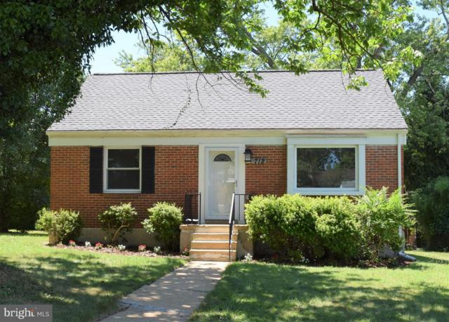 712 Cliffedge Road, BALTIMORE, MD 21208 (#MDBC101922) :: Wes Peters Group Of Keller Williams Realty Centre