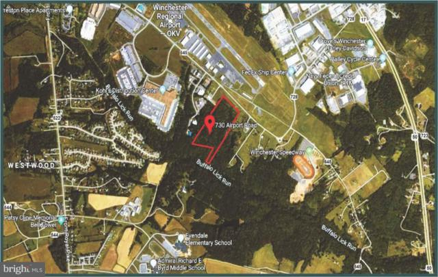 730 Airport Road, WINCHESTER, VA 22602 (#VAFV100242) :: The Gus Anthony Team
