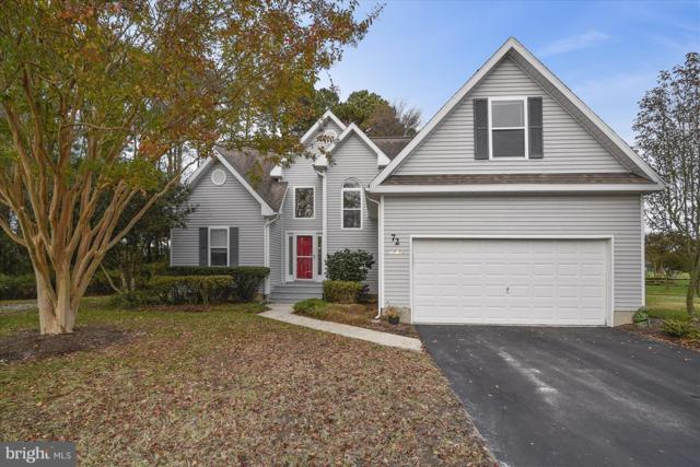 37254 Fox Drive, OCEAN VIEW, DE 19970 (#DESU106776) :: Atlantic Shores Realty