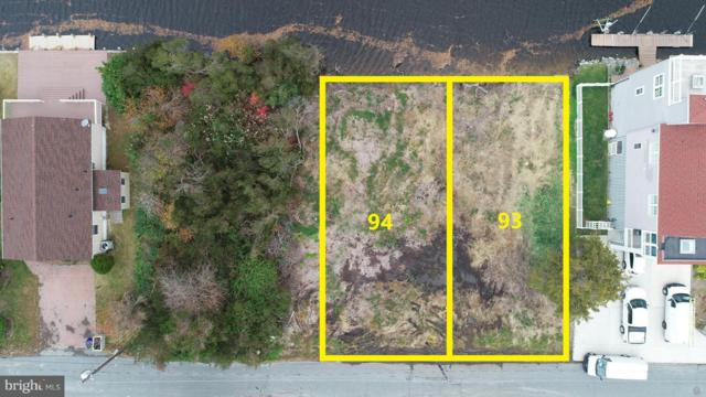 Lot 93 Creek Road, BETHANY BEACH, DE 19930 (#DESU106778) :: Condominium Realty, LTD