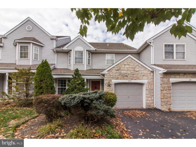 209 Filly Drive, NORTH WALES, PA 19454 (#PAMC104786) :: Ramus Realty Group