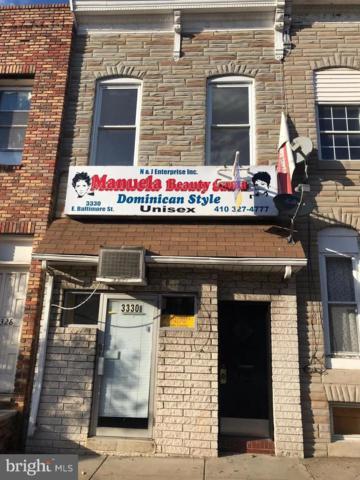 3330 E Baltimore Street, BALTIMORE, MD 21224 (#MDBA102058) :: The Sebeck Team of RE/MAX Preferred
