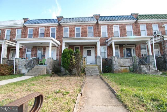2849 W Cold Spring Lane, BALTIMORE, MD 21215 (#MDBA102070) :: The Gus Anthony Team