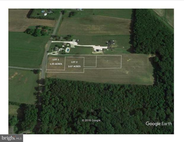 Lot 1 Old Ocean City Road, BERLIN, MD 21811 (#MDWO100482) :: The Windrow Group