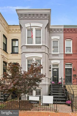 318 6TH Street NE, WASHINGTON, DC 20002 (#DCDC102568) :: The Putnam Group