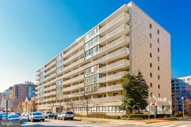 730 24TH Street NW #612, WASHINGTON, DC 20037 (#DCDC102570) :: Crossman & Co. Real Estate