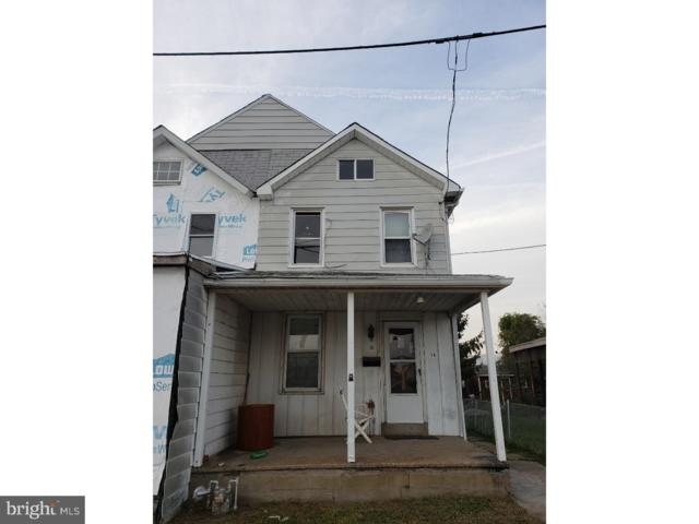 16 W 7TH Street, MARCUS HOOK, PA 19061 (#PADE102368) :: REMAX Horizons