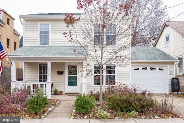 1413 Charles Street, FREDERICKSBURG, VA 22401 (#VAFB100072) :: RE/MAX Cornerstone Realty