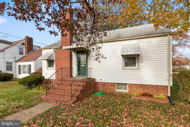 6112 Cabot Street, DISTRICT HEIGHTS, MD 20747 (#MDPG102180) :: The Miller Team