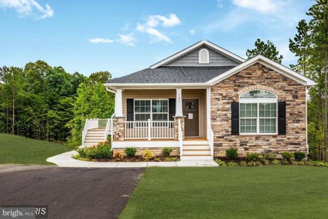 137 Hickory Hill Overlook Court, FREDERICKSBURG, VA 22405 (#VAST100496) :: Growing Home Real Estate