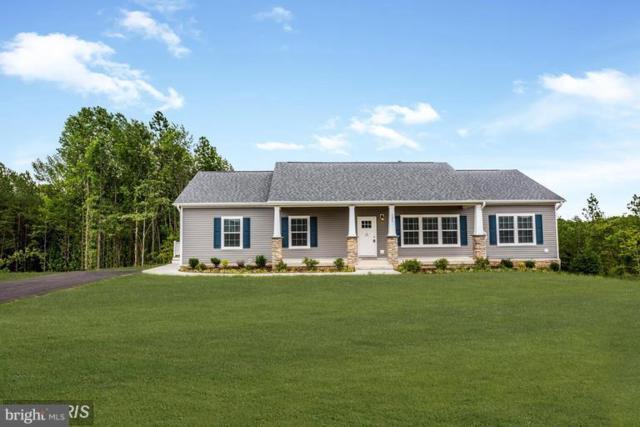135 Hickory Hill Overlook Court, FREDERICKSBURG, VA 22405 (#VAST100498) :: Growing Home Real Estate
