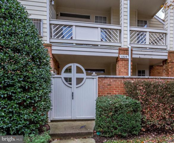 1309 Garden Wall Court #801, RESTON, VA 20194 (#VAFX103716) :: Bob Lucido Team of Keller Williams Integrity