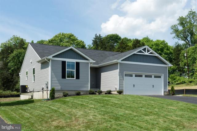 3395 Summer Drive Plan 1296 Slab, DOVER, PA 17315 (#PAYK101238) :: CENTURY 21 Core Partners