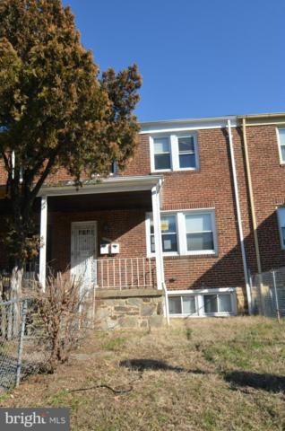 1323 Kenhill Avenue, BALTIMORE, MD 21213 (#MDBA102206) :: The Gus Anthony Team