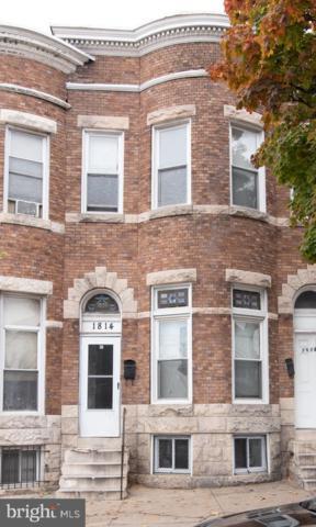 1814 N Fulton Avenue, BALTIMORE, MD 21217 (#MDBA102214) :: Maryland Residential Team