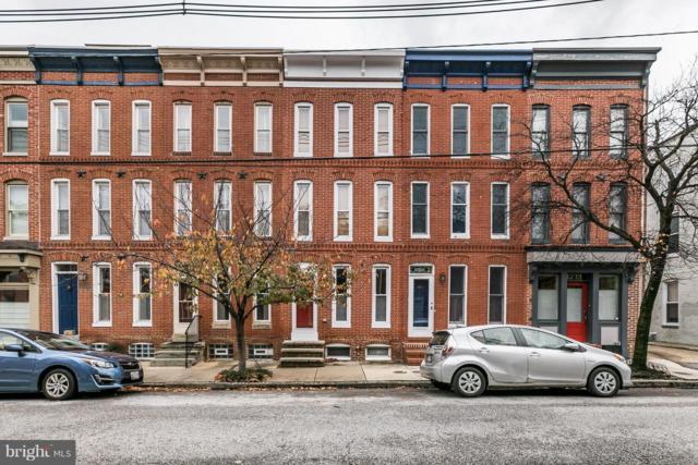 1229 Riverside Avenue, BALTIMORE, MD 21230 (#MDBA102254) :: Keller Williams Pat Hiban Real Estate Group