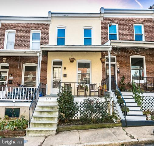 607 Harding Place, BALTIMORE, MD 21211 (#MDBA102260) :: The MD Home Team