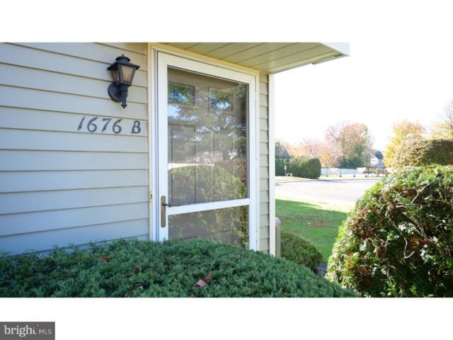 1676B Thornwood Drive, MOUNT LAUREL, NJ 08054 (#NJBL103850) :: Erik Hoferer & Associates