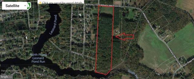 0 Williams Mill Pond Road, DELMAR, MD 21875 (#MDWC100232) :: Barrows and Associates