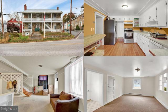 3502 Cemetery Circle, KNOXVILLE, MD 21758 (#MDFR100862) :: Advance Realty Bel Air, Inc