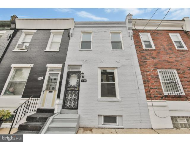 1548 S Taylor Street, PHILADELPHIA, PA 19146 (#PAPH104966) :: The John Collins Team