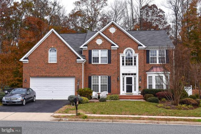 40 Nugent Drive, STAFFORD, VA 22554 (#VAST100560) :: Colgan Real Estate