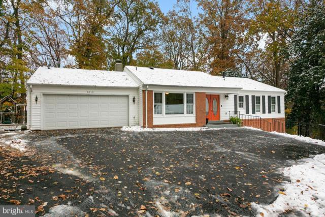 8019 Lake Pleasant Drive, SPRINGFIELD, VA 22153 (#VAFX104030) :: The Putnam Group