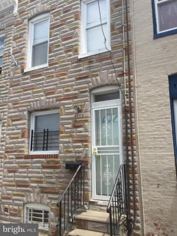 103 S Dean Street, BALTIMORE, MD 21224 (#MDBA102428) :: Advance Realty Bel Air, Inc